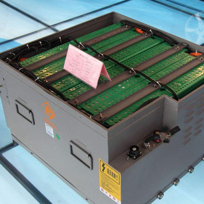 Lithium battery has advantages in environmental protection.